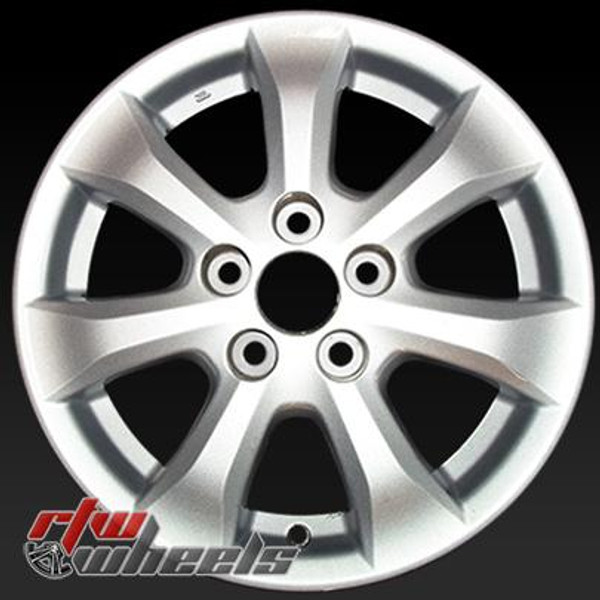 16 inch Toyota Camry  OEM wheels 69495 part# 4261148390, 4261133500
