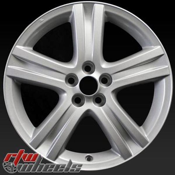 17 inch Toyota   OEM wheels 69541 part# 4261102A20