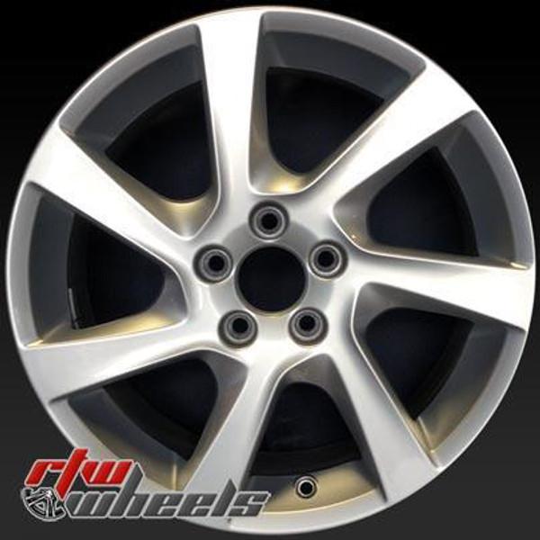 17 inch Volvo S60  OEM wheels 70391 part# 313739138