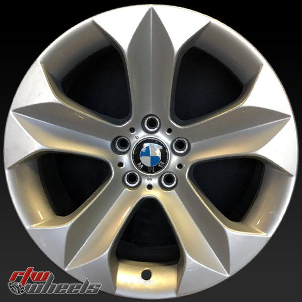 19 Bmw X6 Oem Wheels For Sale 2008 2014 Front Silver Stock Rims 71279