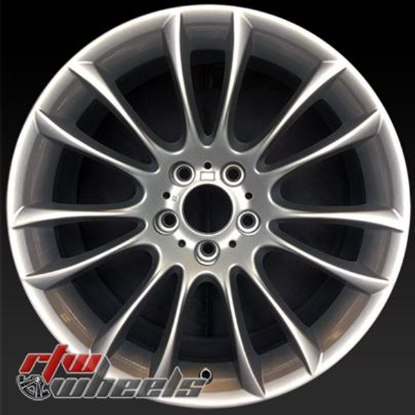 19 inch BMW   OEM wheels 71374 part# 36117841822