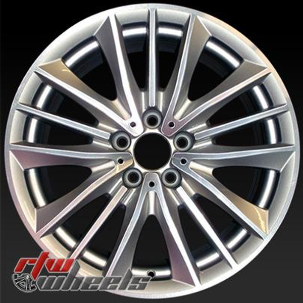 19 inch BMW   OEM wheels 71421 part# 36116791384