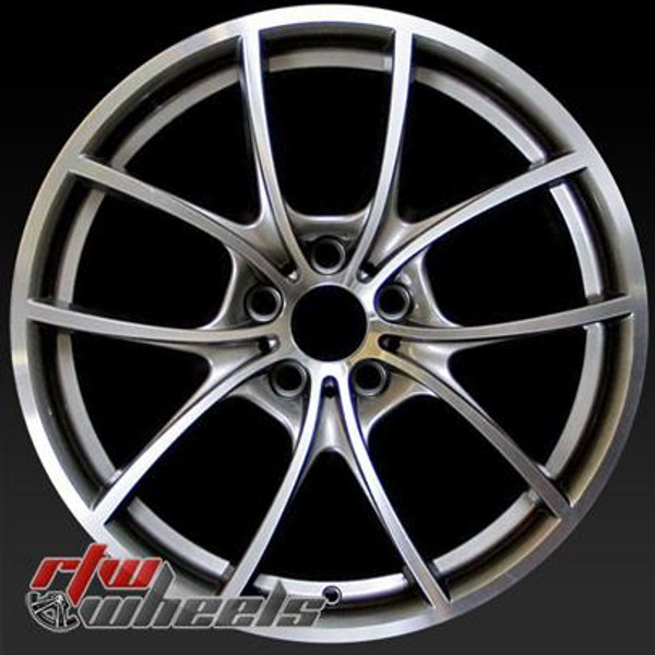 20 inch BMW   OEM wheels 71428 part# 36116792599