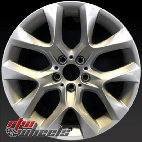19 inch BMW X5  OEM wheels 71440 part#  36116788007