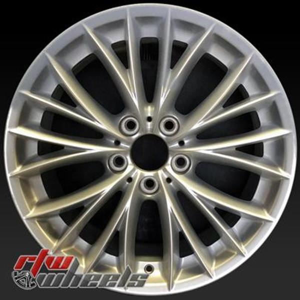 18 inch BMW 3 Series  OEM wheels 71456 part#  36116791484,  36116852285
