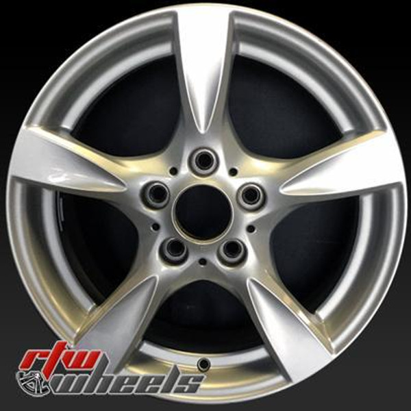 17 inch BMW 1 Series  OEM wheels 71504 part# 36116795561