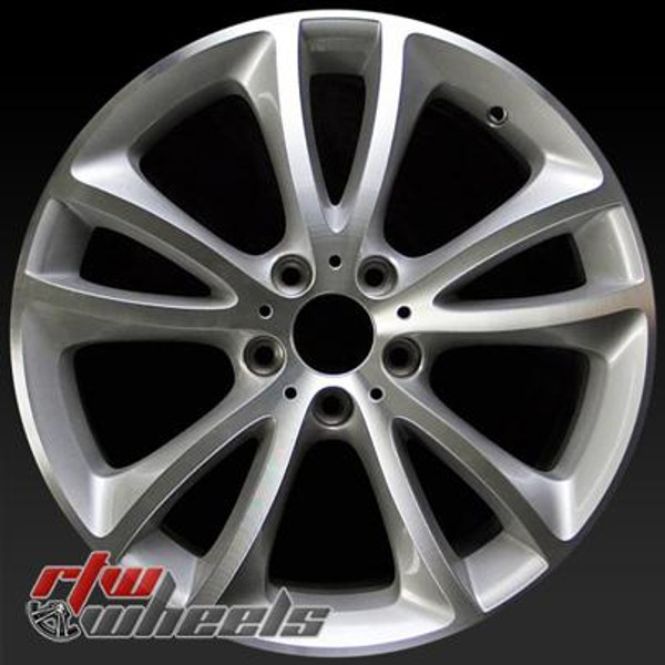 19 inch BMW   OEM wheels 71515 part# 36116794690