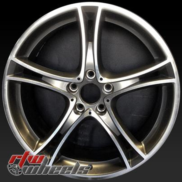 20 inch BMW   OEM wheels 71550 part# 36116794371