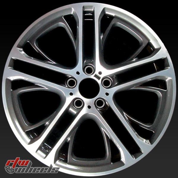 21 inch BMW X Series  OEM wheels 71573 part# 36116854564