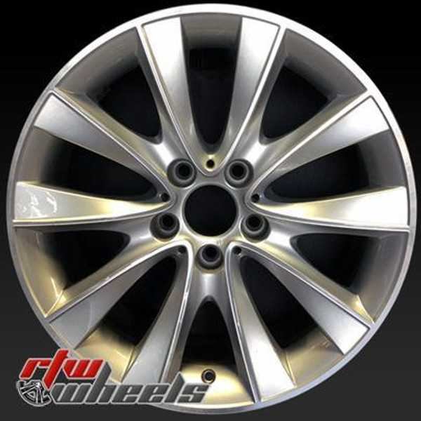 18 inch BMW   OEM wheels 71586 part# 36116851075