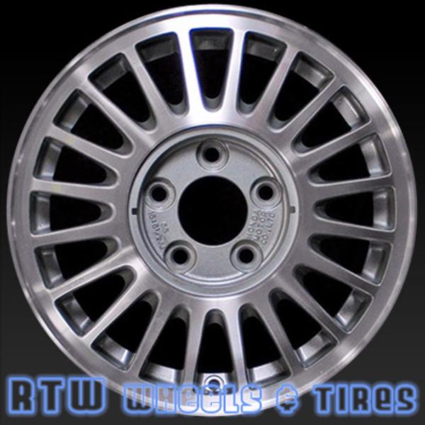 Acura Legend Oem Wheels 1991-1992 Silver 71649