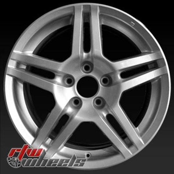 Acura Tl Wheels >> Acura Tl Wheels For Sale 2007 2008 17 Silver Rims 71762