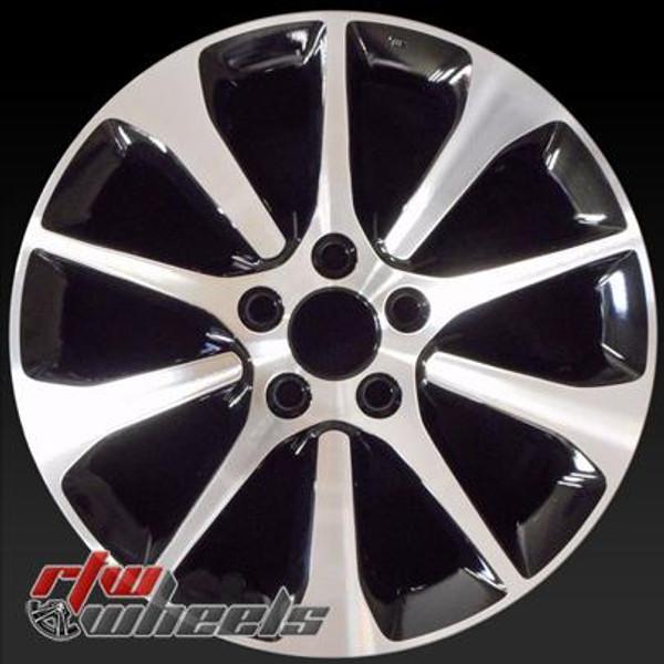 17 inch Honda TLX  OEM wheels 71826 part# 42700TZ3A01