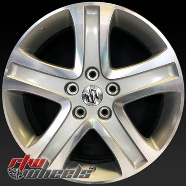 17 inch Suzuki Grand Vitara  OEM wheels 72695 part# 432006587027S