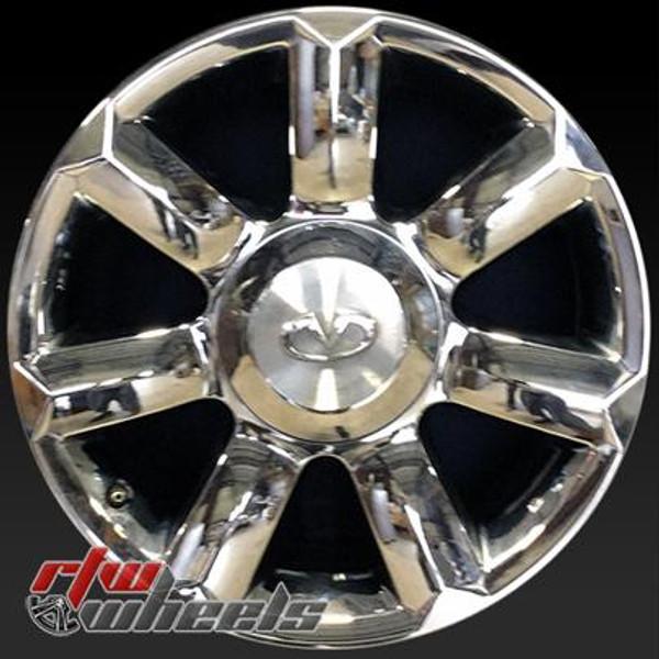 18 inch Infiniti QX56  OEM wheels 73679 part# 403007S511