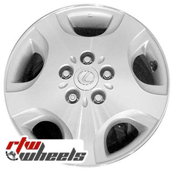 15 inch Lexus ES300  OEM wheels 74166 part# ALY74166U20