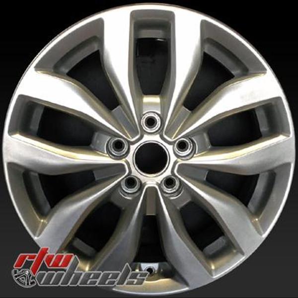 17 inch Kia Optima  OEM wheels 74690 part# 529102T370
