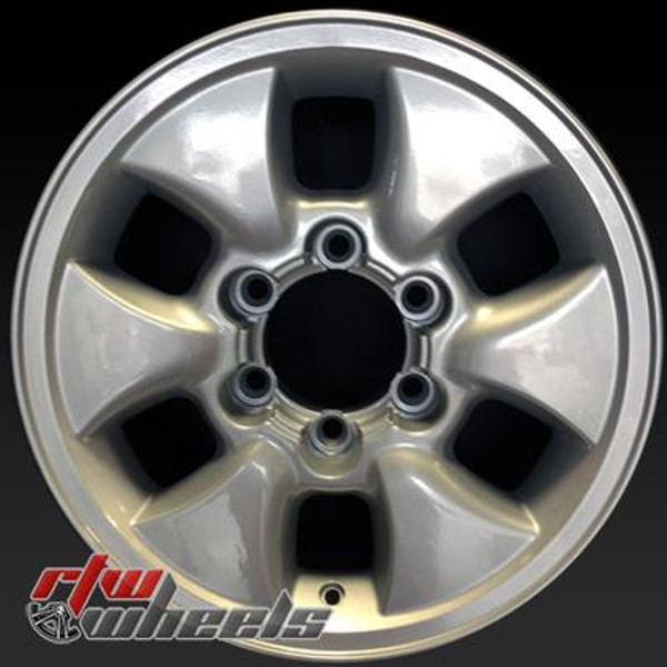 Toyota Tundra wheels 75178 Gray