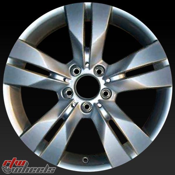 17 inch Mercedes SLK350  OEM wheels 85086 part# 1714013502