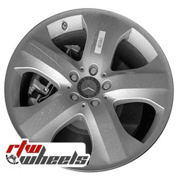 19 inch Mercedes GL Class  OEM wheels 85107 part# 1644015902