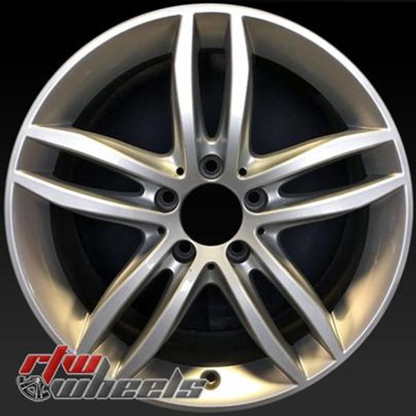 17 inch Mercedes AMG  OEM wheels 85227 part# 2044017802
