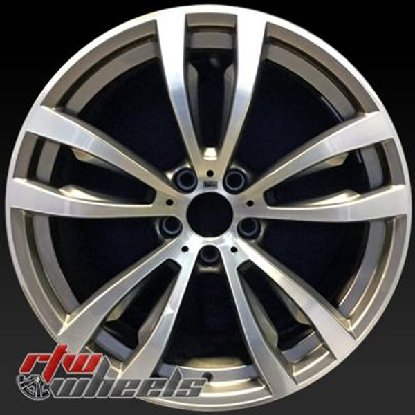 20 inch BMW X Series  OEM wheels 86053 part# 36117846790