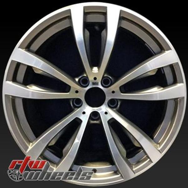 20 inch BMW X Series  OEM wheels 86058 part# 6117846791