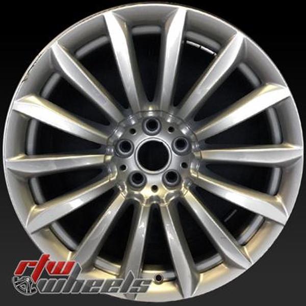 19 inch BMW 7 series  OEM wheels 86277 part# 36116861225