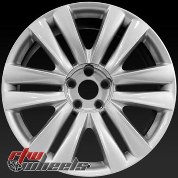 20 inch Tesla Model X  OEM wheels 97802 part# 102724200A
