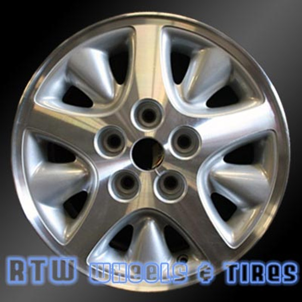 15 inch Dodge Caravan  OEM wheels 2071 part# GG42SAK