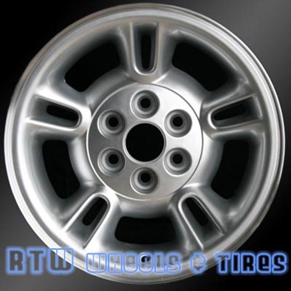15 inch Dodge Dakota  OEM wheels 2082 part# 5EB37PAK