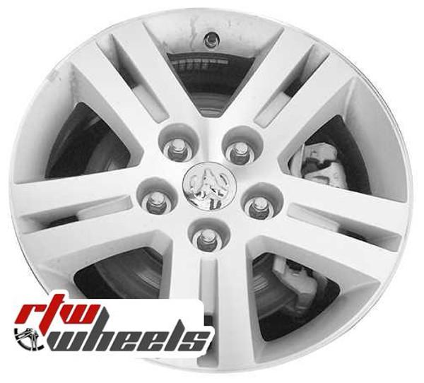 17 inch Dodge Caravan  OEM wheels 2335 part# 1BD59TRMAA