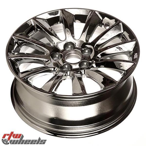 17 inch Chrysler 300  OEM wheels 2417 part# 1LS51GSAAB