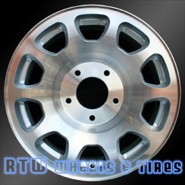 16 inch Lincoln Navigator  OEM wheels 3279 part# F85Z1007GA, F85Z1007UA
