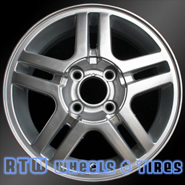 15 inch Ford Focus  OEM wheels 3366 part# 8S4Z1007E, AS4Z1007C, AS4Z1007D