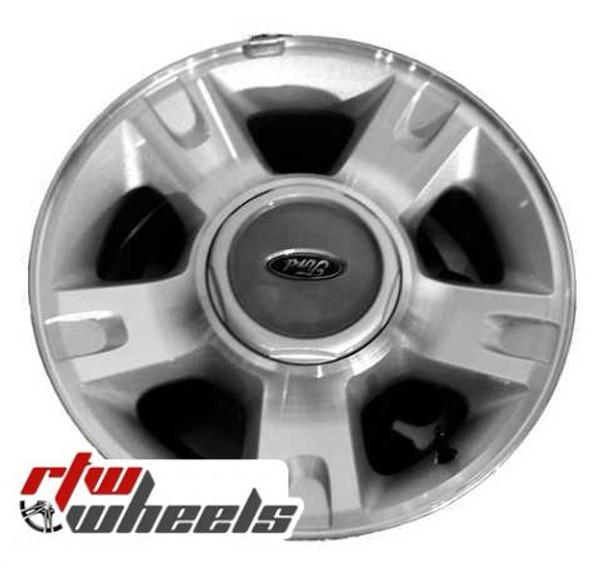 16 inch Ford Explorer  OEM wheels 3416 part# 1L5Z1007AA, 1L541007AE, 1L541007AF