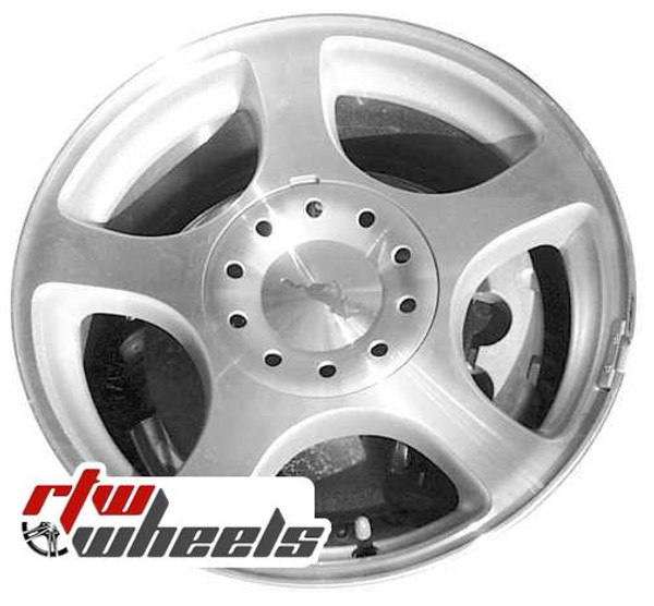16 inch Ford Mustang  OEM wheels 3549 part# 4R3Z1007AA