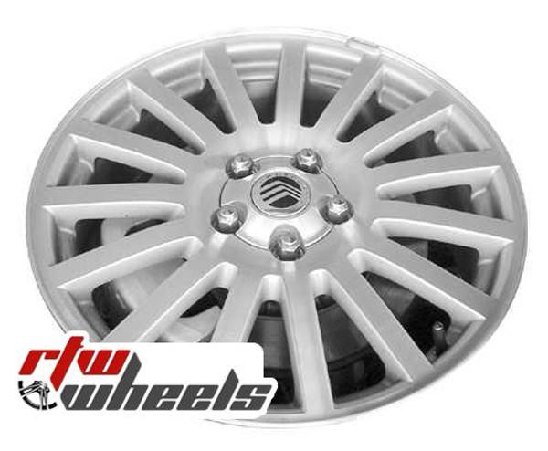 18 inch Mercury Montego  OEM wheels 3582 part# 7T5Z1007A