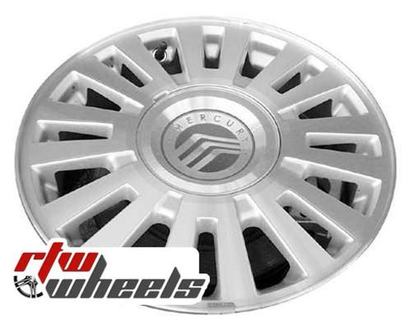 16 inch Mercury Grand Marquis  OEM wheels 3630 part# 6W3Z1007AA