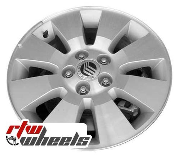 17 inch Mercury Mountaineer  OEM wheels 3633 part# 6L9Z1007K