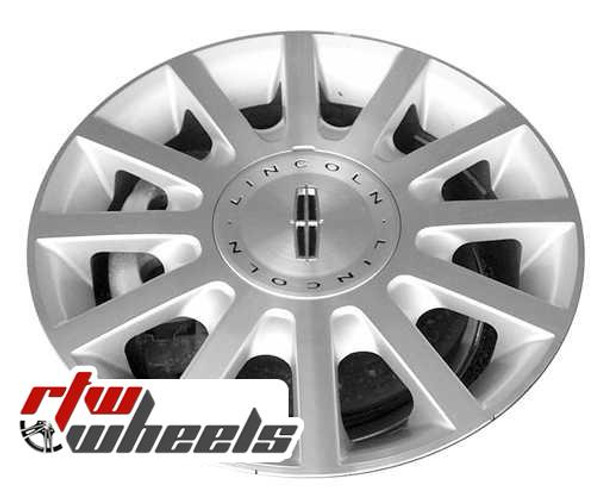 Lincoln Town Car Wheels 2005 2011 17 Chrome Rims 3636