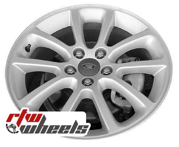 Inch Ford Edge Oem Wheels Tze Tzj