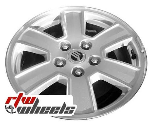 16 inch Mercury Mariner  OEM wheels 3682 part# 8E6Z1007F