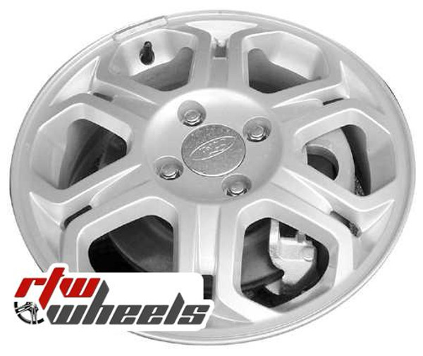 16 inch Ford Focus  OEM wheels 3704 part# 8S4Z1007F