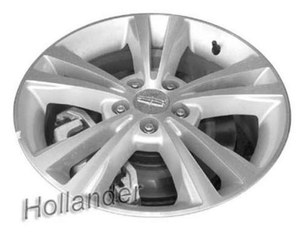 18 inch Lincoln MKS  OEM wheels 3765 part# BA5Z1007C
