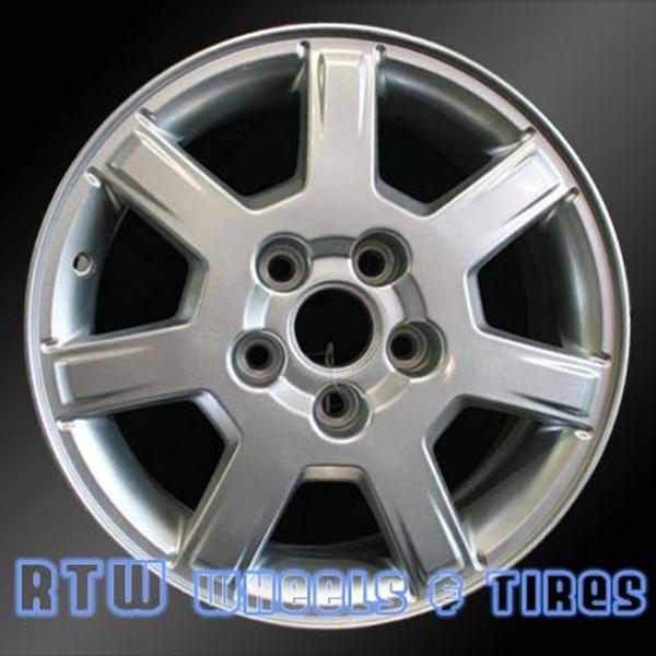 16 inch Cadillac CTS  OEM wheels 4554 part# 09595739, 09596891