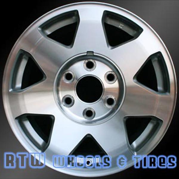 17 inch Cadillac Escalade  OEM wheels 4563 part# 09593885