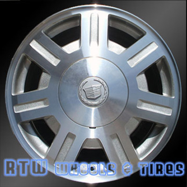 16 inch Cadillac Deville  OEM wheels 4569 part# tbd