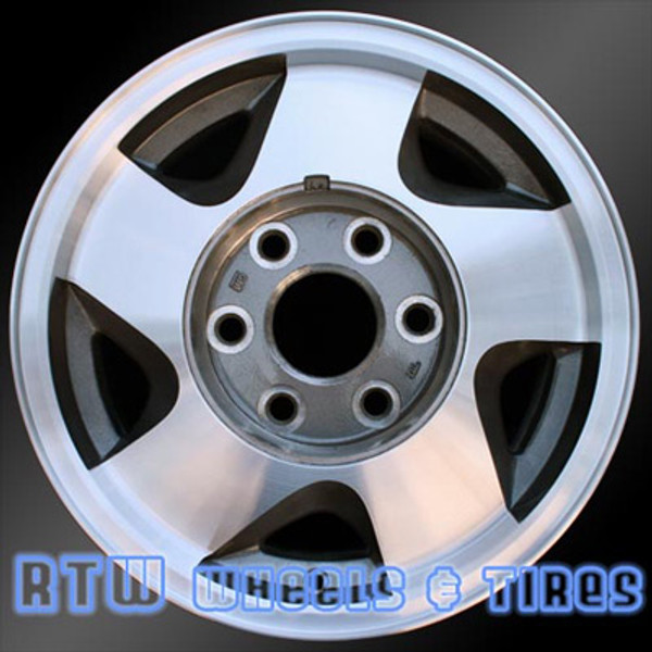 16 inch Chevy Blazer  OEM wheels 5015 part# 12360532