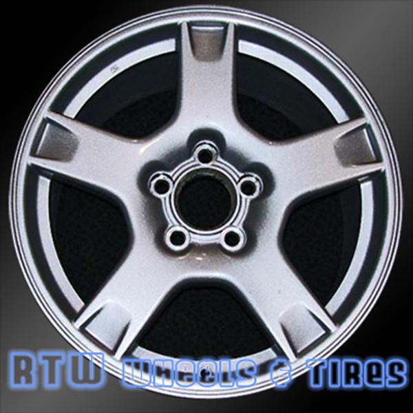 17 inch Chevy Corvette  OEM wheels 5058 part# 09592413